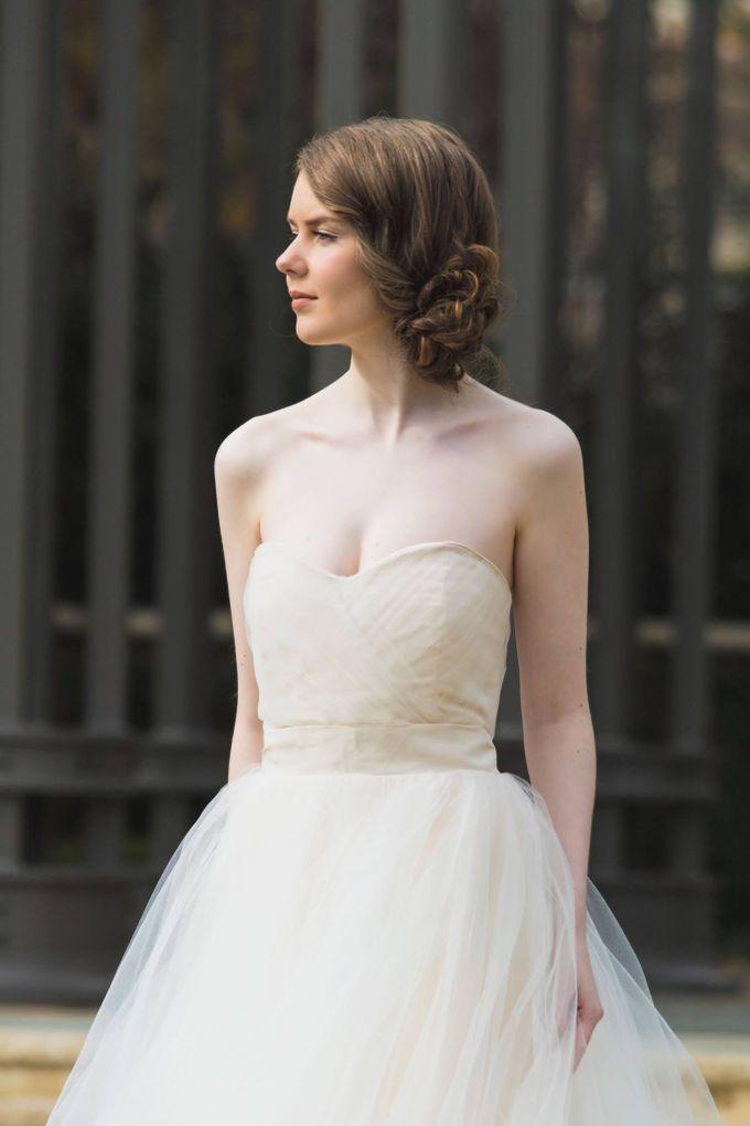 Custom Bridal by Moonlight & Moss - 005