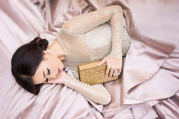 Prewedding Photoshoot by Fedya Make Up Artist - 012