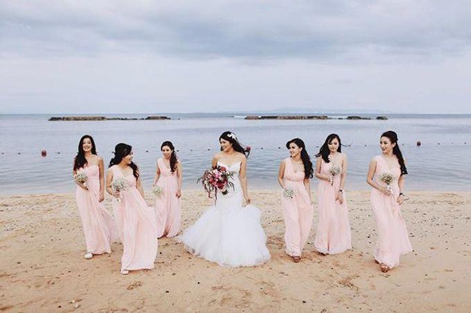 Andrew & Jessica Wedding by Sofitel Bali Nusa Dua Beach Resort - 009