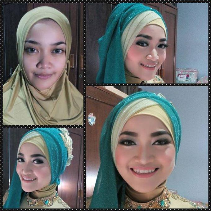 Make up and Hijab Stylist by OCIE Mua - 004