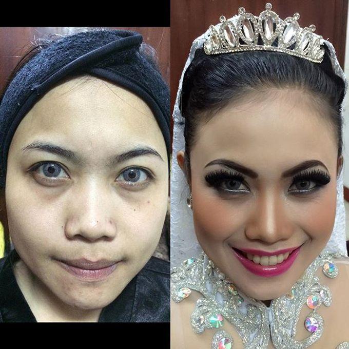 Wedding by RH Makeup - 005