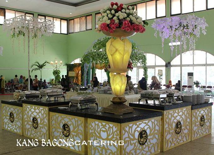Green Table Setting by Kang Bagong Catering - 002