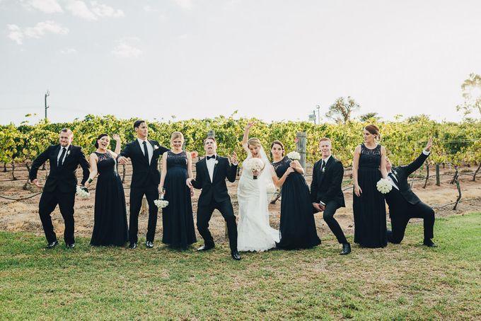 Hannah and James Wedding by iZO Photography - 002
