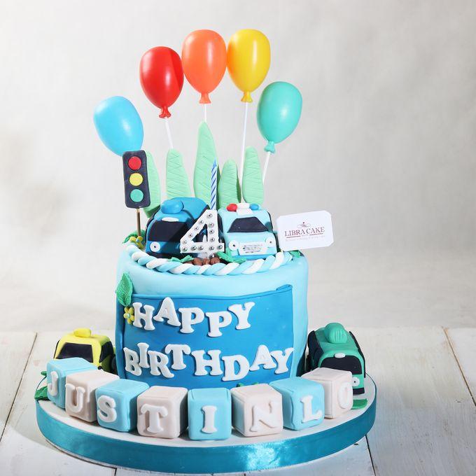 Birthday Cake Part 2 by Libra Cake - 025
