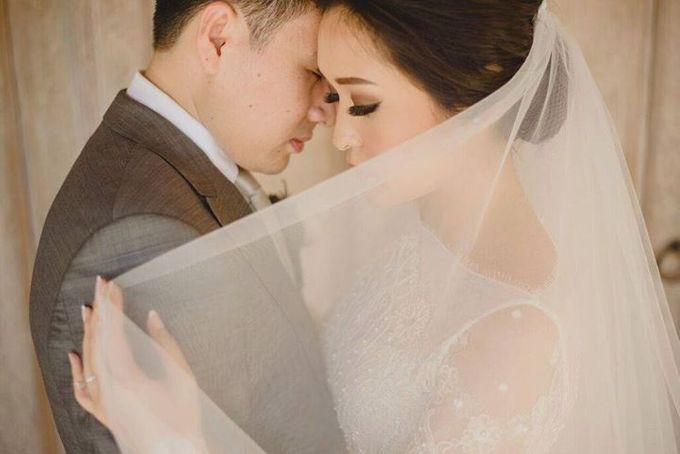Steven & Aie Enchanted Garden Wedding by Flying Bride - 017