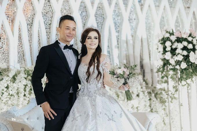 The Wedding of Cy & Rea by Albert Yanuar - 003