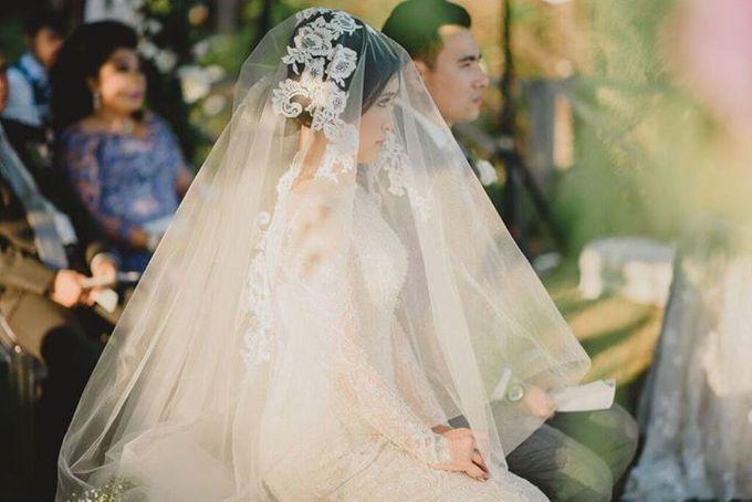Steven & Aie Enchanted Garden Wedding by Flying Bride - 030