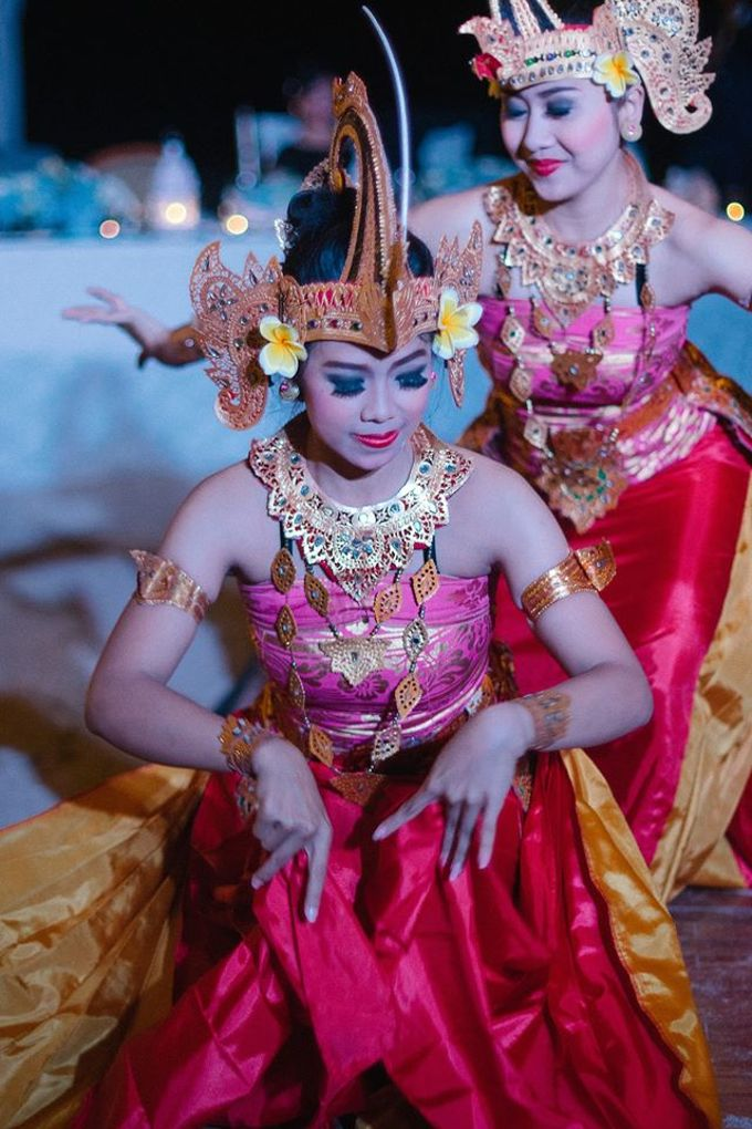 Balinese Dances by Bali Wedding Entertainment - 006