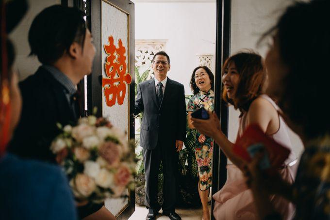The Wedding of Chuan Yi & Elva by Varawedding - 027