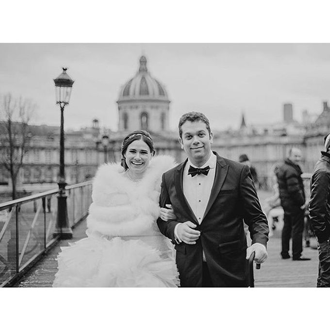 An overview of our weddings and events. by Luxe Paris Events - 006
