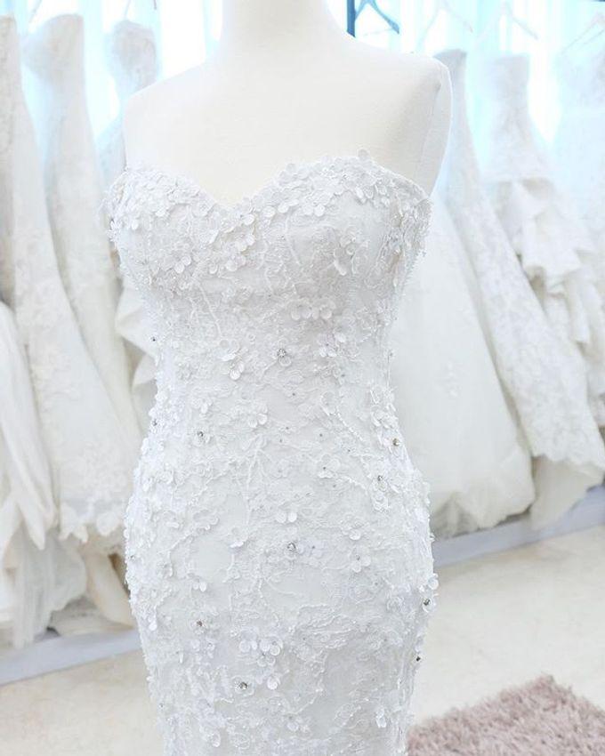 NEW ARRIVALS - WEDDING DRESS by LAMIIK BRIDAL - 020