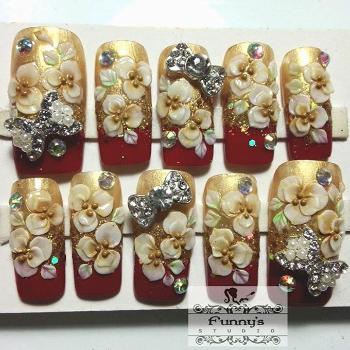 New Project by Funny's Nail art - 035