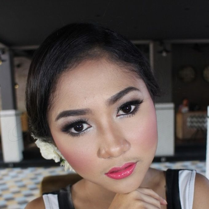 Wedding Makeup for arsitaputri by Makeup by Heny - 001
