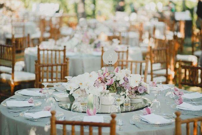 Steven & Aie Enchanted Garden Wedding by Flying Bride - 039