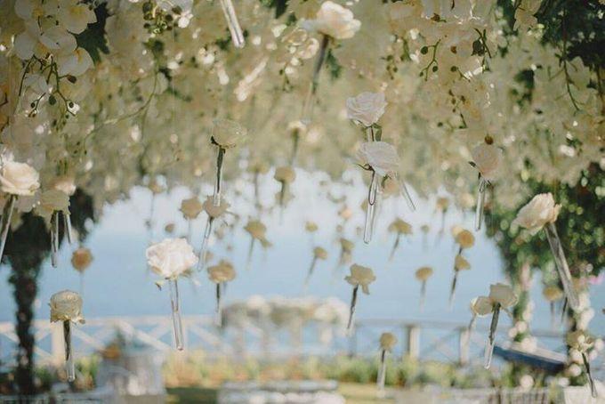 Steven & Aie Enchanted Garden Wedding by Flying Bride - 026