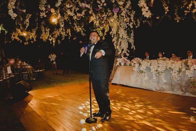 Steven & Aie Enchanted Garden Wedding by Flying Bride - 046