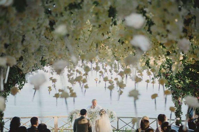 Steven & Aie Enchanted Garden Wedding by Flying Bride - 031