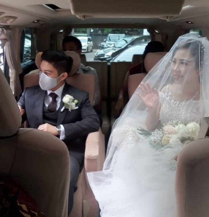 Wedding Day by Crown Car Rental - 001