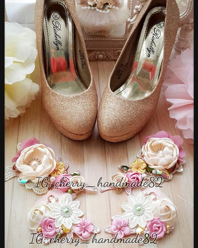 Shoeclips by Cherry's  Handmade - 003