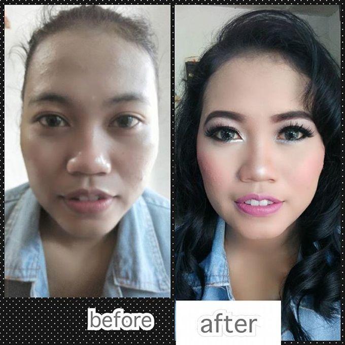 Make up and Hijab Stylist by OCIE Mua - 002