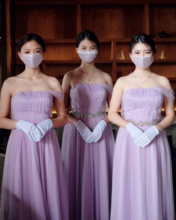 New normal wedding  by STILETTO PAGAR AYU - 049