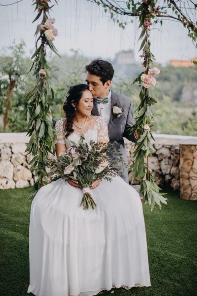 Jessica & Antonio Wedding by Bali Brides Wedding Planner - 025