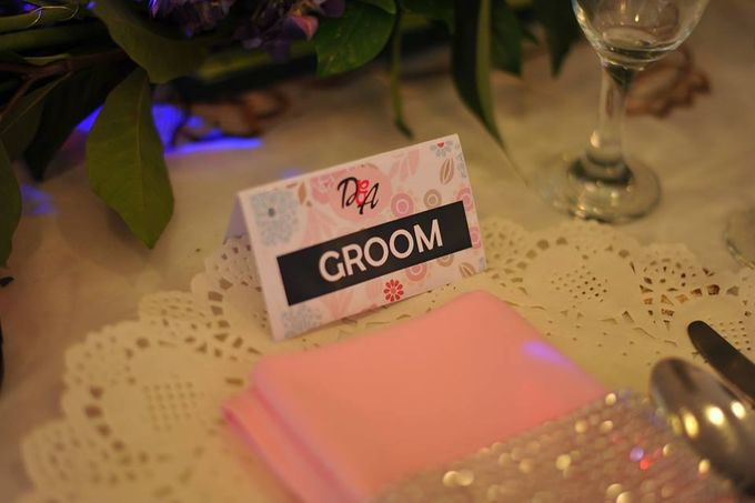 Doms and Agnes Wedding by GE Events - 011