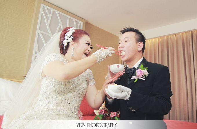 [Wedding Day] Rio & Winnie by VDB Photography - 037