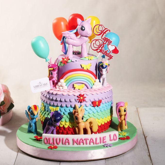 Birthday Cake Part 2 by Libra Cake - 026