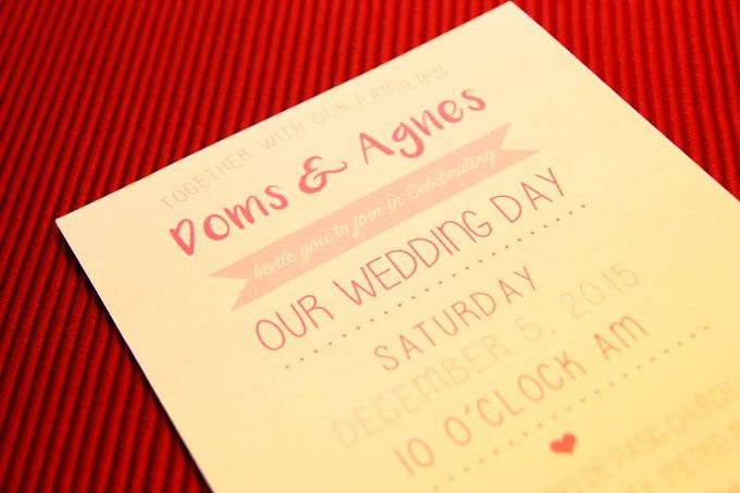 Doms and Agnes Wedding by GE Events - 002
