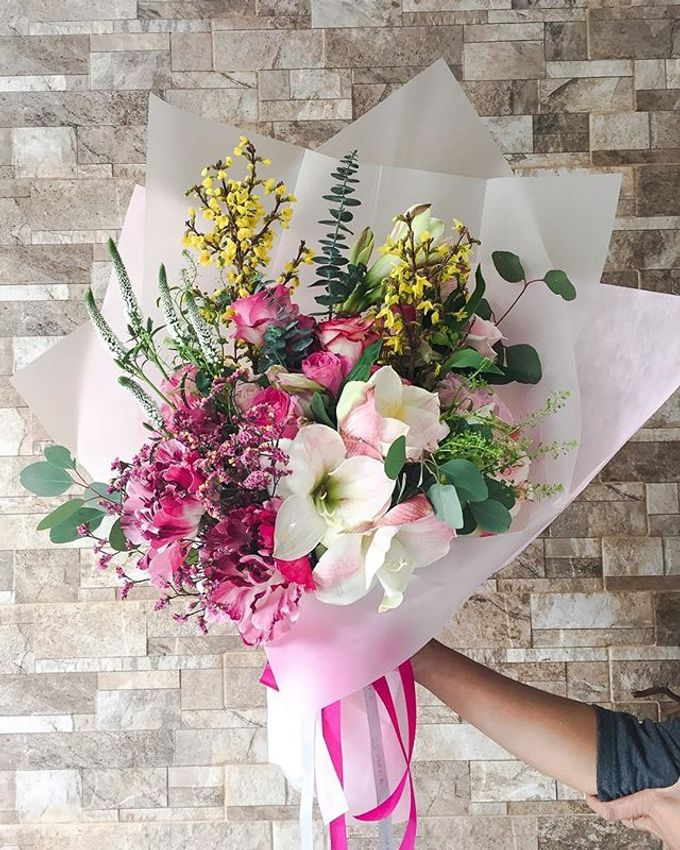 Flower Bouquets by Blooming Elise Flowers - 002