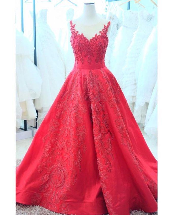 NEW ARRIVALS -EVENING DRESS by LAMIIK BRIDAL - 012