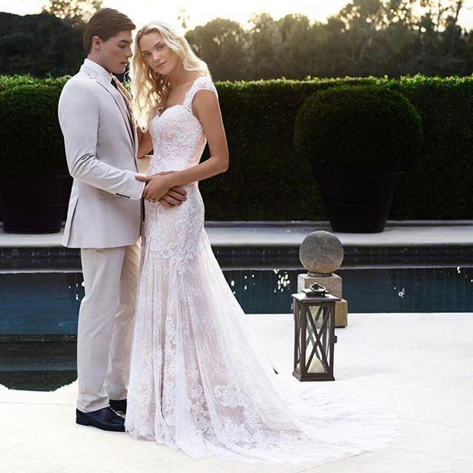 Tuxedo by Casablanca Bridal And Tuxedo - 009