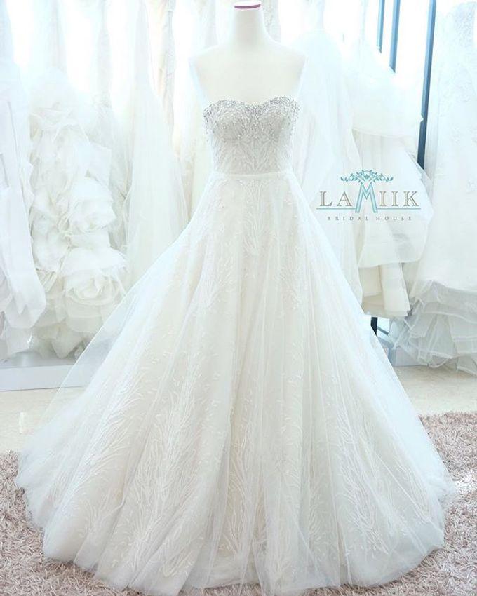 NEW ARRIVALS - WEDDING DRESS by LAMIIK BRIDAL - 006