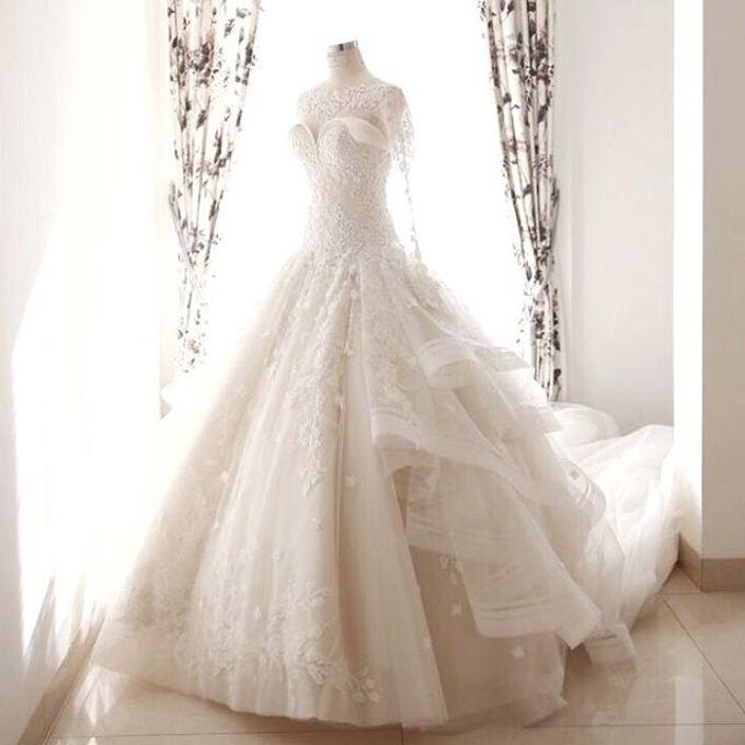 NEW ARRIVALS - WEDDING DRESS by LAMIIK BRIDAL - 014