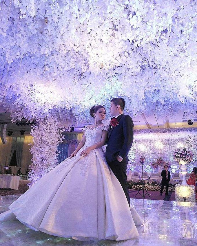 Wedding of Yanto & Anne by STILETTO PAGAR AYU - 001