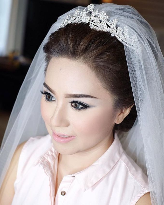 Wedding  by Fedya Make Up Artist - 028