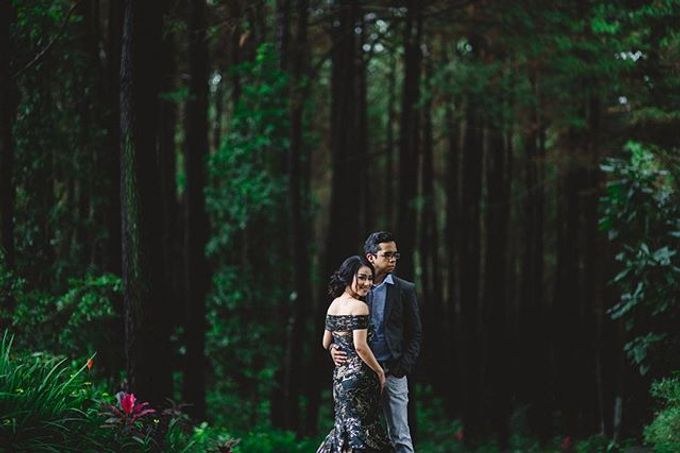 Eduardo Margareta Prewedding by Imelda Hudiyono Bride - 006