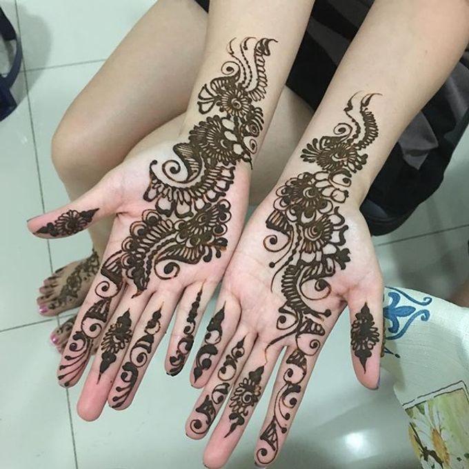 Henna for Events - Group  by Nakreze Mehndi - 010
