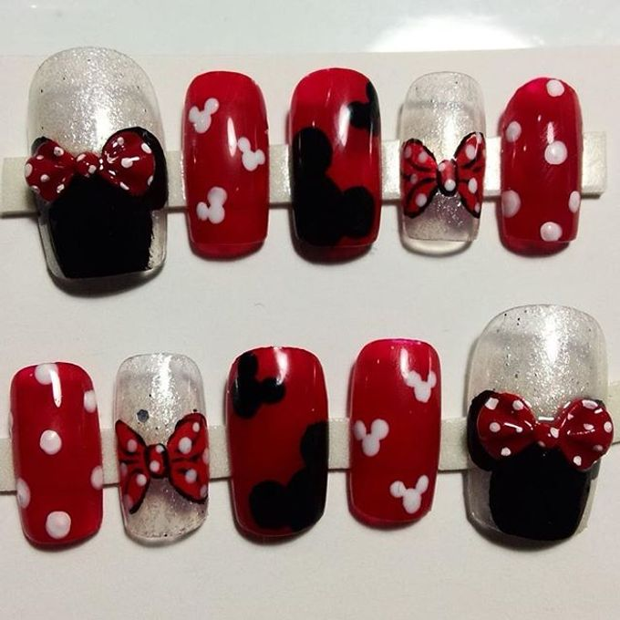 New Project by Funny's Nail art - 026