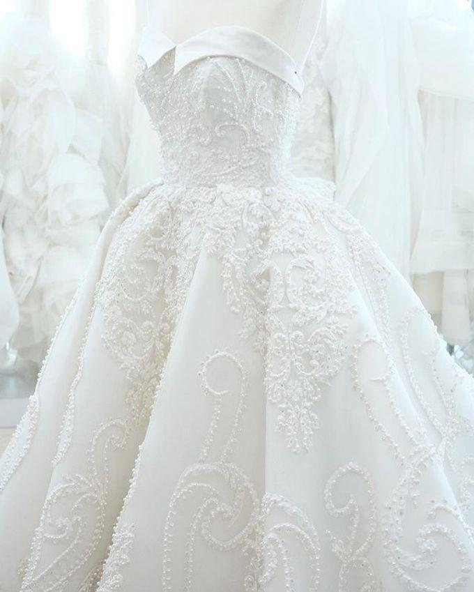 NEW ARRIVALS - WEDDING DRESS by LAMIIK BRIDAL - 008