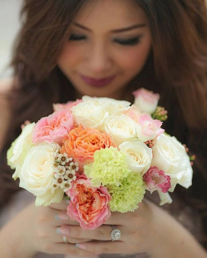 Bride Bouquet by Angie Fior - 033