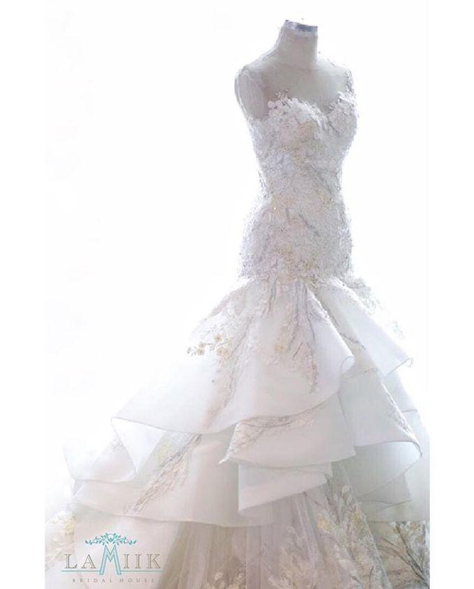 NEW ARRIVALS - WEDDING DRESS by LAMIIK BRIDAL - 013