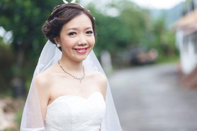 ALLY CHOONG BRIDAL MAKE UP & HAIR STYLING by Ally Choong . Make Over - 012