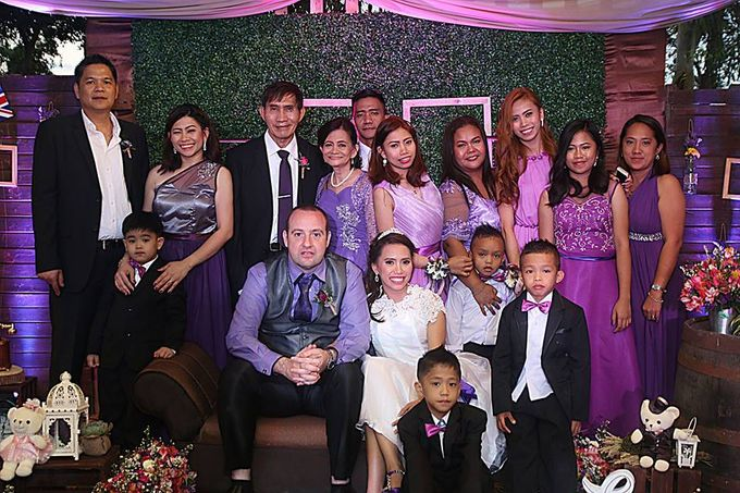 Jose-Kathereene Wedding by ECMJ Wedding Planner & Event Management Office - 006