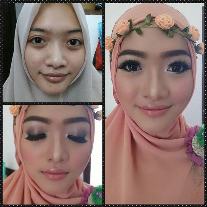 Make up and Hijab Stylist by OCIE Mua - 001