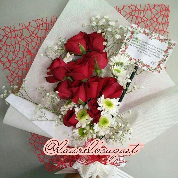hand bouquet by laurelbouquet - 005