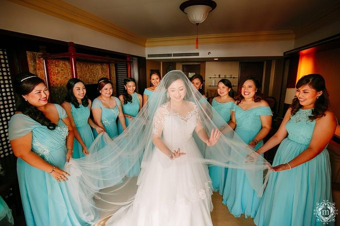 Tiffany Blue and Lace in Manila Hotel by Ruffa and Mike Photography - 002