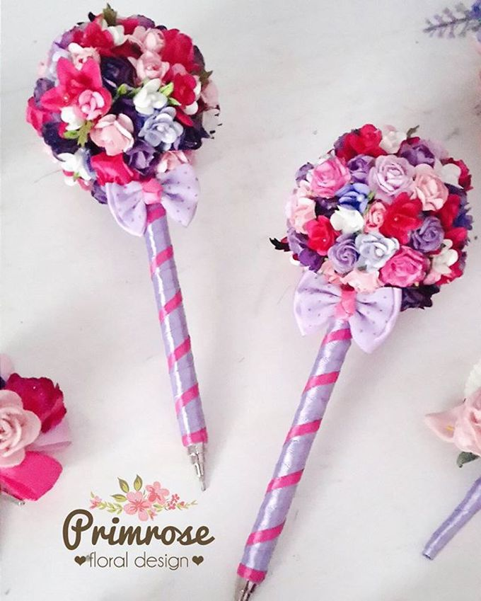 Wedding Accessories by Primrose Floral Design - 032