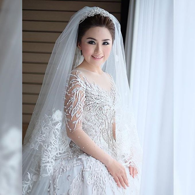 Wedding  by Fedya Make Up Artist - 029